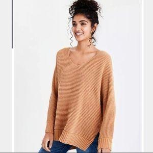 American Eagle Dreamspun High/Low Sweater